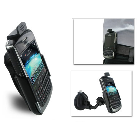 BlackBerry 8900 Curve Deluxe Carry Holster