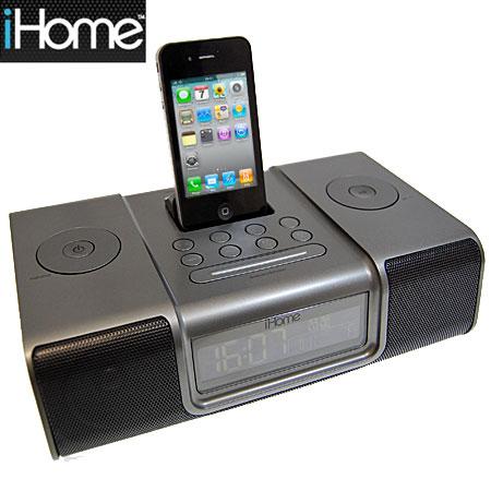 iHome Studio Series - iP9 - Grey - iPhone 4