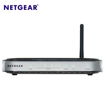 how to connect a netgear wireless router