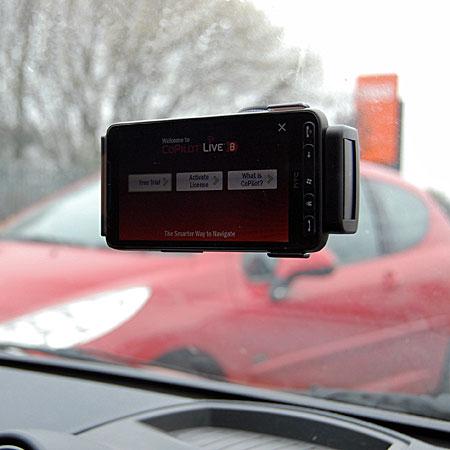 HTC HD2 Car Upgrade Kit - CU S400