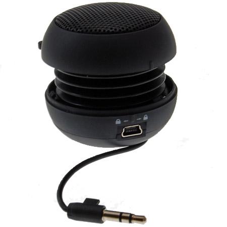 SoundM8 Micro Portable Speakers - Black 0974f82cd8b40