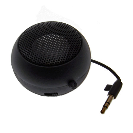 soundm8 micro portable speakers black. Black Bedroom Furniture Sets. Home Design Ideas