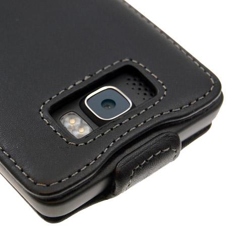 HTC HD2 Leather Flip Case PO S511