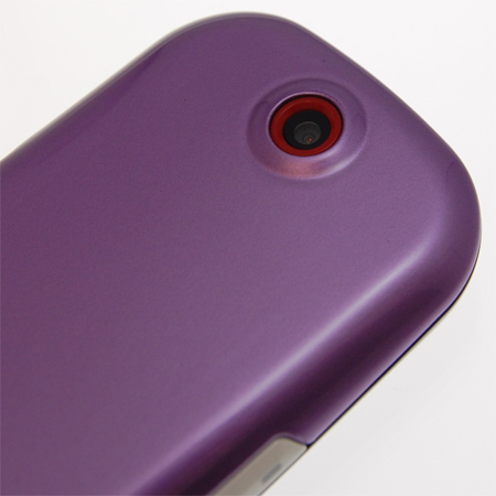 Samsung Genio Touch Back Cover - Purple