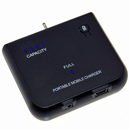 Portable 2mm Charger - 1500mAh