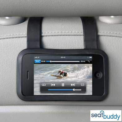 SeatBuddy for iPhone 3G 3GS & iPod touch