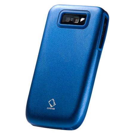 Nokia E63 Blue Capdase Alumor Metal C...