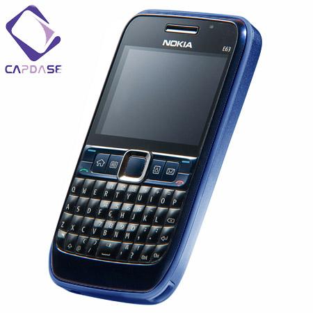 Nokia E63 Blue Capdase Alumor ...