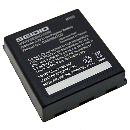 Seidio Innocell Extended Life 2800 mAH Battery with Back Cover - Motorola Milestone