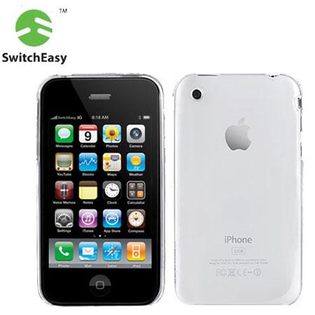 Coque iPhone 3GS / 3G SwitchEasy NUDE - Transparente