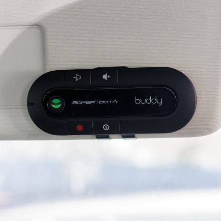 SuperTooth Buddy Bluetooth v2.1 Hands-free Visor Car Kit