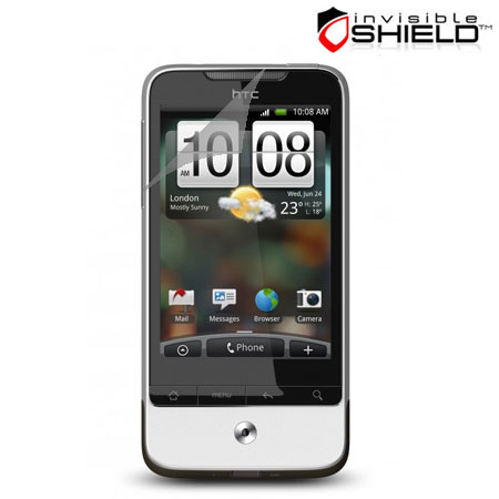 InvisibleSHIELD Full Body Protector - HTC Legend