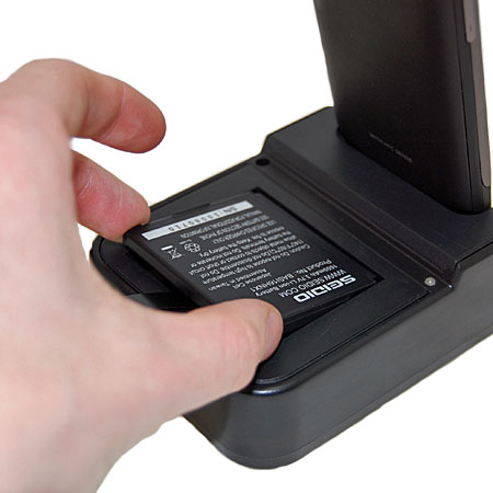 HTC Desire Dual Desktop Charging Cradle