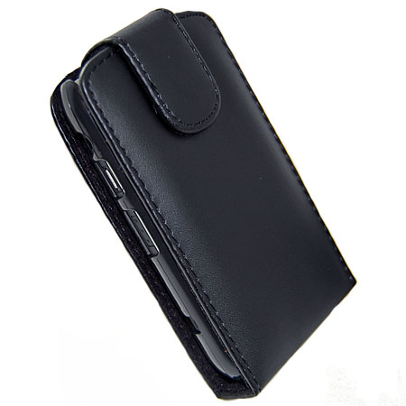 Flip Case For BlackBerry Bold 9700/9780 - Black