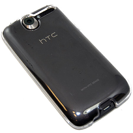 Crystal Case For HTC Desire