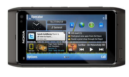 Sim Free Nokia N8