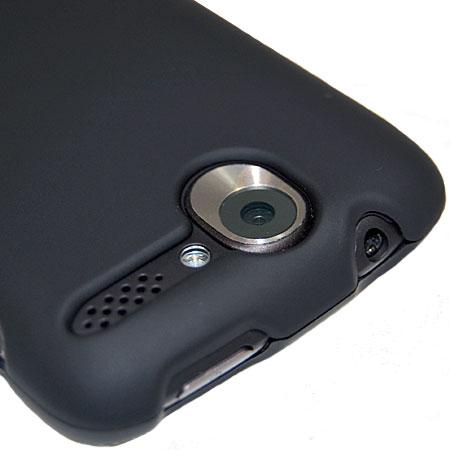 ToughGuard Shell For HTC Desire - Black