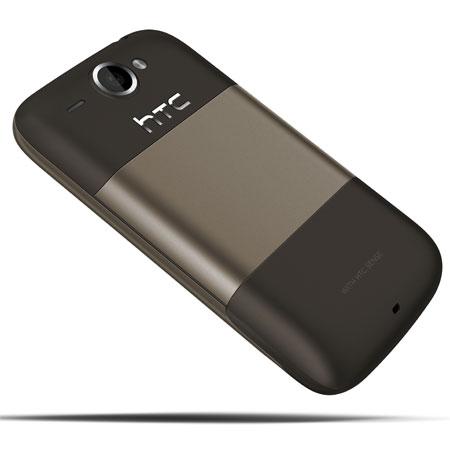 Sim Free HTC Wildfire - Silver