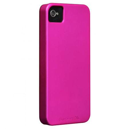Case-Mate Barely There For iPhone 4S / 4 - Pink