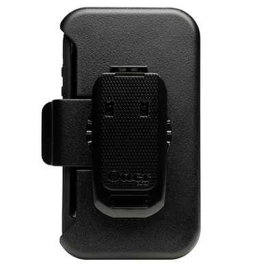 OtterBox Defender Series iPhone 4S / 4 Tough Case - Black