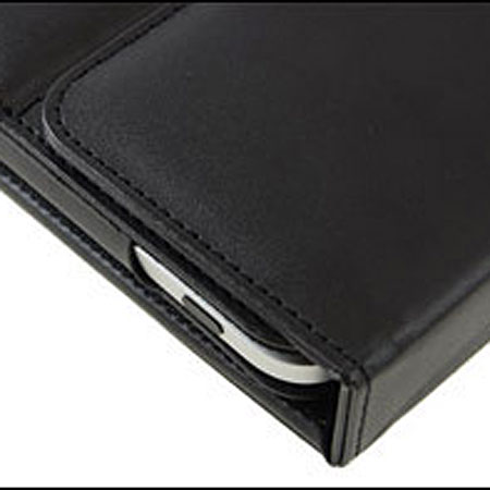 KeyCase iPad Folio Deluxe with Bluetooth Keyboard - Black