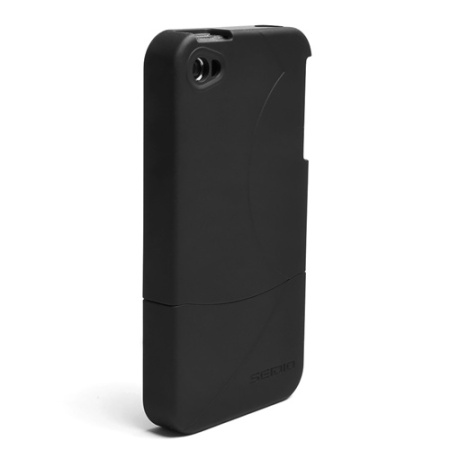 Seidio Surface Case for iPhone 4S / 4 - Black
