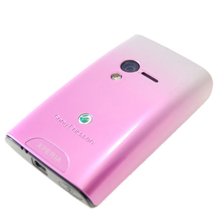 Sony Ericsson X10 Mini Back Cover - Pink