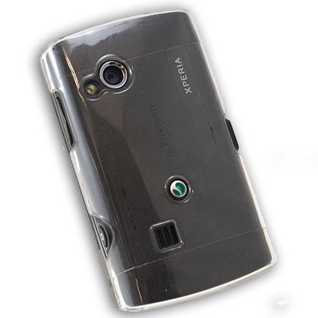 cheaper 8e70e a07f8 Crystal Case - Sony Ericsson Xperia X10 Mini Pro