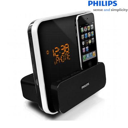 philips dual alarm clock radio manual