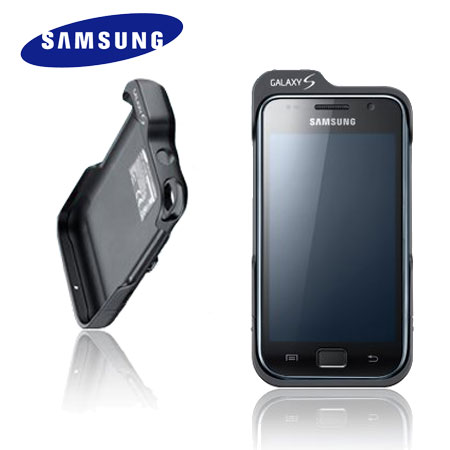 hot sale online 473b6 cfe36 Genuine Samsung Galaxy S Extended Battery Case