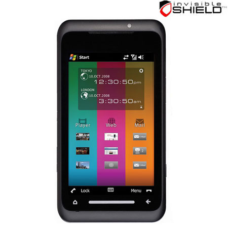 InvisibleSHIELD Screen Protector - Toshiba TG01
