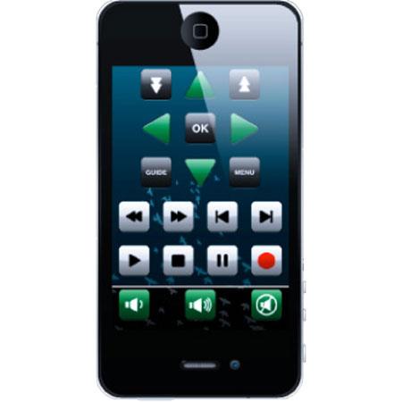universal remote control nokia: