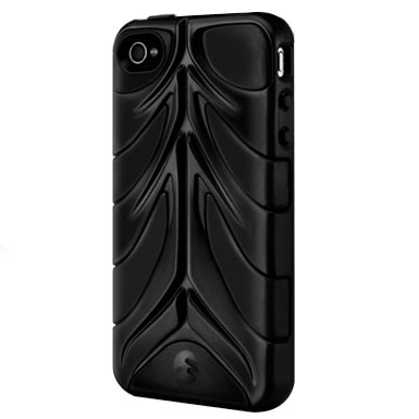 SwitchEasy Capsule Rebel Case for iPhone 4 - Black