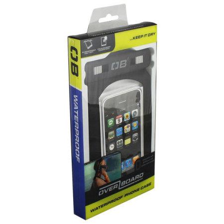 innovative design 12388 bde89 OverBoard Waterproof Phone Case - Black