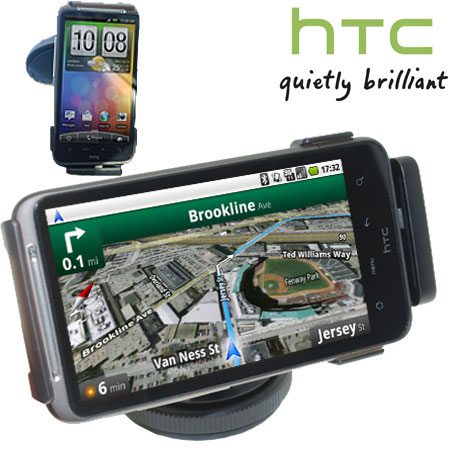 HTC Desire HD Car Upgrade Kit - CU S400