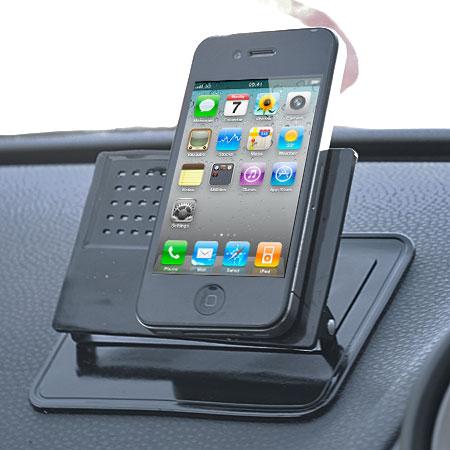 stick um universal in car holder. Black Bedroom Furniture Sets. Home Design Ideas