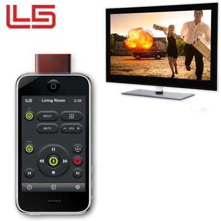 L5 Universal Remote Control for iPod, iPhone and iPad