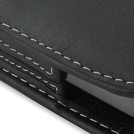 PDair Leather Vertical Case for HTC HD7