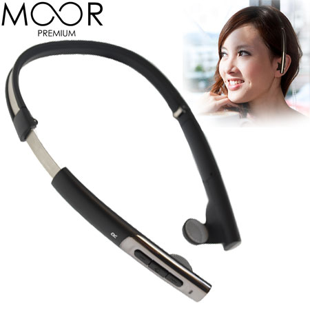 Casque Bluetooth Stereo Moor