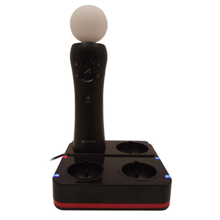 how to charge playstation move