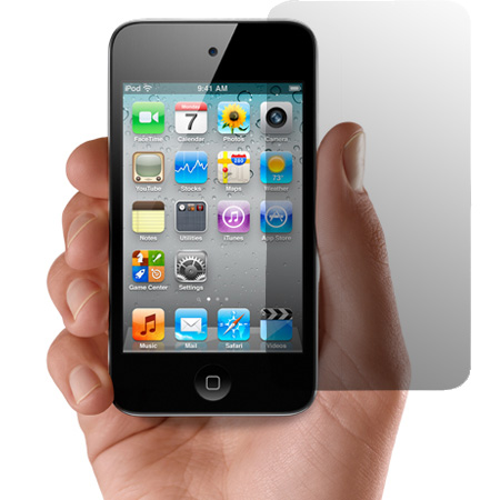 MFX Screen Protector -  iPod Touch 4G