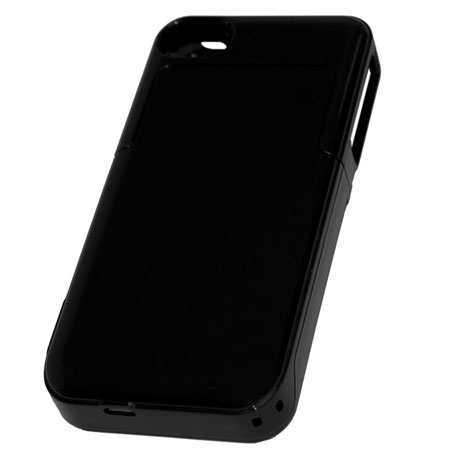 STK iPhone 4S / 4 Power Case - Black
