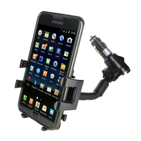 Olixar TrailBlazer Advanced Pro Universal In-Car Charger and Holder