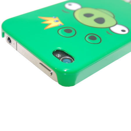 Gear4 Angry Birds Case for iPhone 4 - Pig King