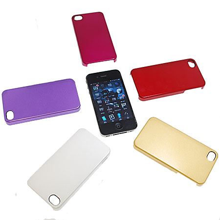iCoat Wardrobe For iPhone 4 - For Her