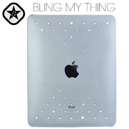 Bling My Thing Case for iPad - Escape Crystal