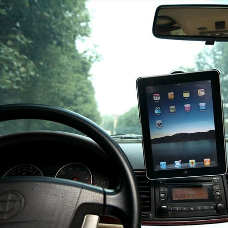 Adjustable Tablet Car Mount