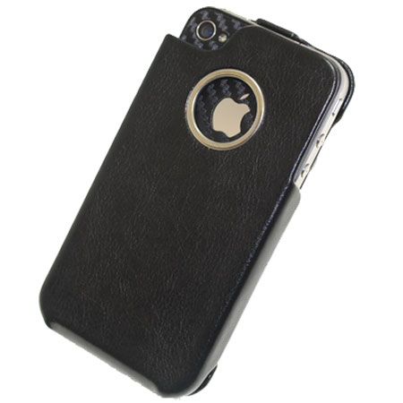 best loved 75ff7 36e6b Capdase Capparel Protective Flip Case for iPhone 4S / 4