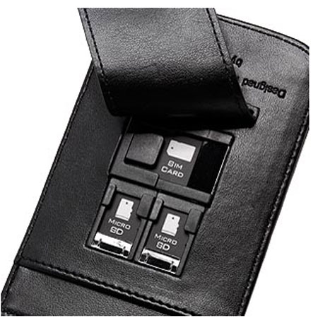 Capdase Leather Flip Case for Samsung Galaxy S