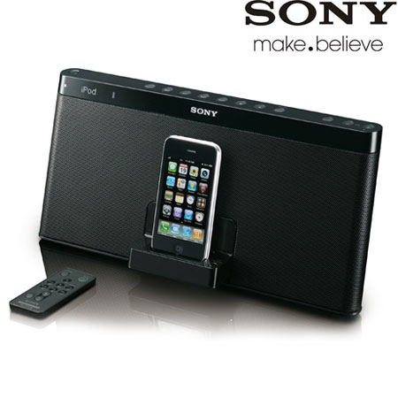 sony speaker dock for ipod and iphone